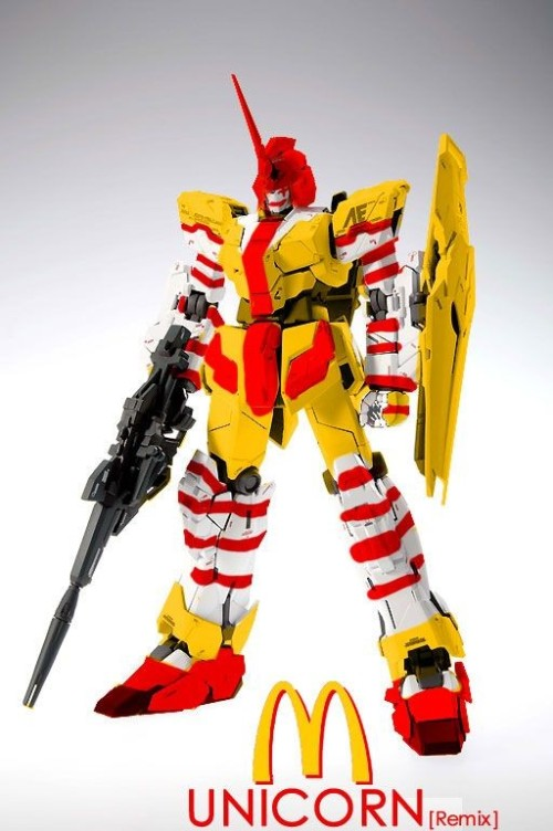 Ronald Gundam