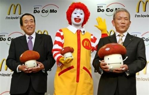 Japanese Ronald