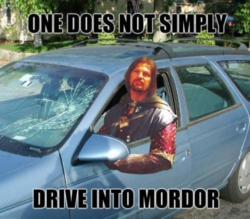 mordor drive