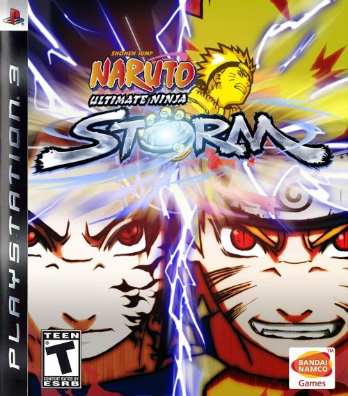 Naruto Ultimate Ninja Storm