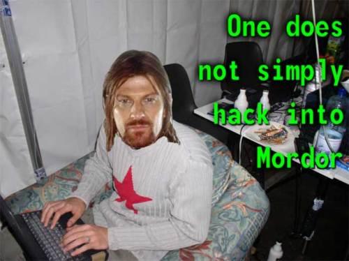 mordor hack