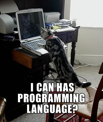lolcat programming language