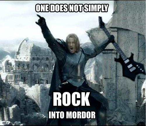 Rock Mordor
