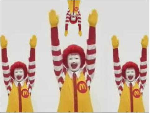 Touhou Ronald