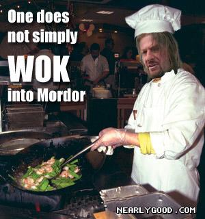 wok mordor