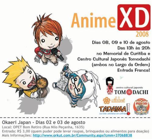 Okaeri Japan e AnimeXD