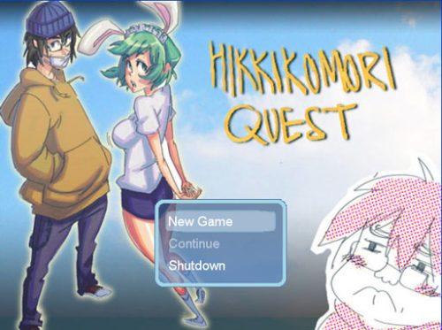 Hikkikomori Quest