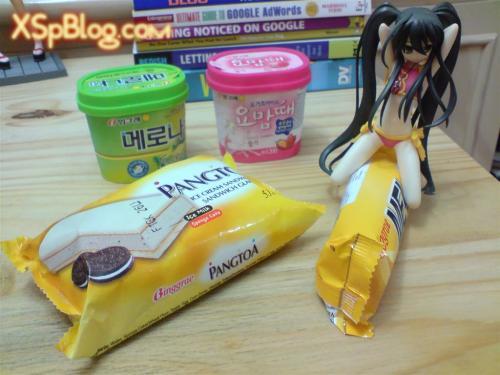 Korean Ice Creams