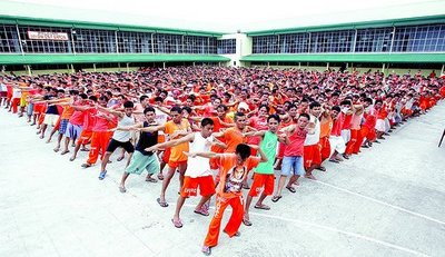 Prison Dance