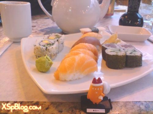 Merry Sushi!