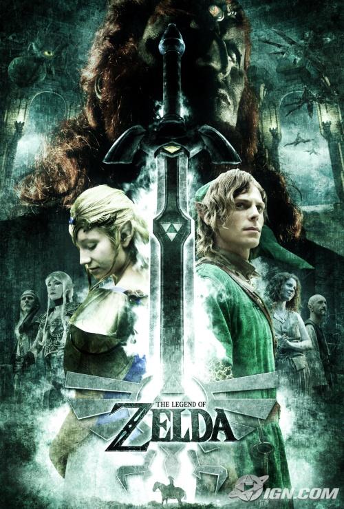 Legend of Zelda Movie