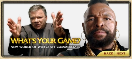 World of Warcraft Ads