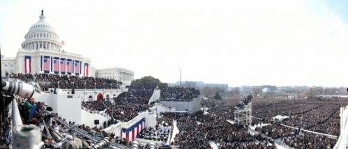 Obama Inauguration Adress