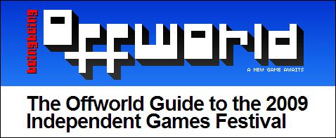 Offworld Guide to IGF 2009