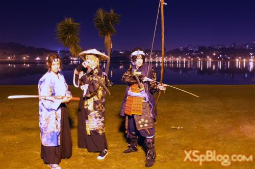Samurai Cosplay