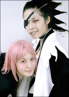 Bleach (Yachiru / Kenpachi) - ??