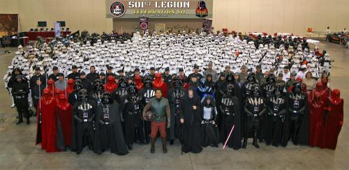 Star Wars (the Empire... everything?) - Yeah right I'm gonna write the name of them all