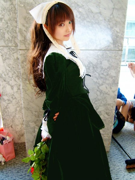 Rozen Maiden (Suiseiseki) - ?-desu