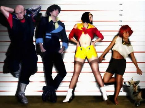 Cowboy Bebop (full cast!) - ?
