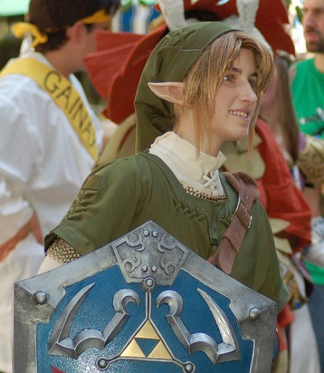 Legend of Zelda (Link) - ?