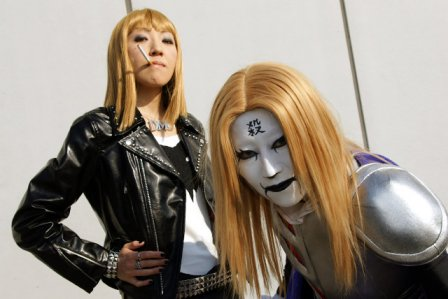 Detroit Metal City (Death Records President and Krauser II) - ?
