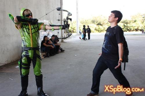 Green Arrow (Green Arrow) - ?