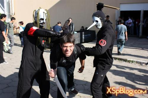 Slipknot (Jim and Chris?) - ?