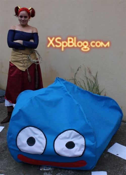 Dragon Quest VIII (Jessica and Slime) - ?