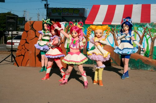 Precure/Pretty Cure (All Characters) - ?