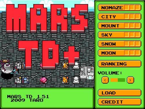 Mars TD+