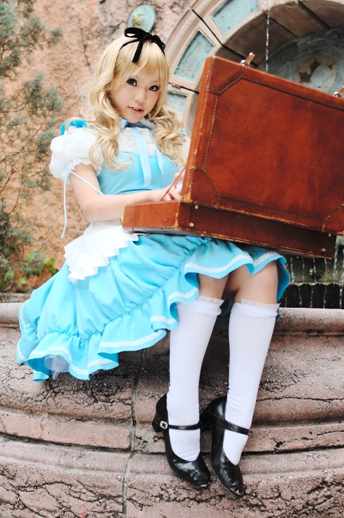 Alice in Wonderland? (Alice?) - Kipi