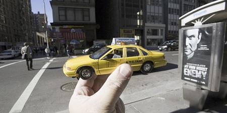 Souvenir Landmarks - New York Yellow Cab