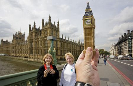 Souvenir Landmarks - London Big Ben