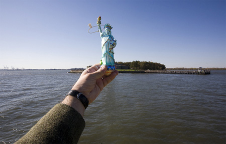 Souvenir Landmarks - Statue of Liberty